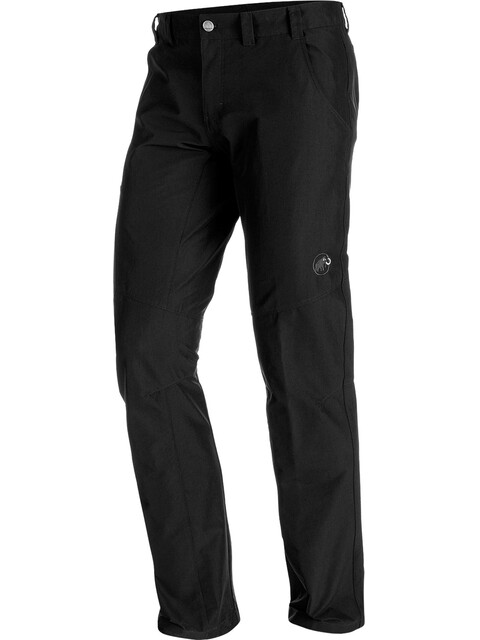 Mammut Hiking - Pantalon long Homme - Short noir